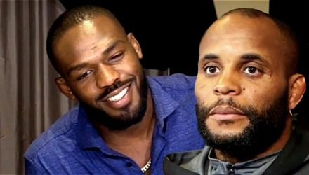 Jon Jones & Daniel Cormier