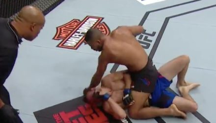 Trevin Giles UFC 213 Fight Highlights