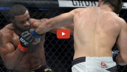 Tyron Woodley UFC 214 Fight Highlights