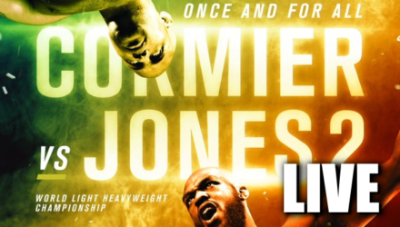 UFC 214 Cormier vs Jones 2 Media Call LIVE
