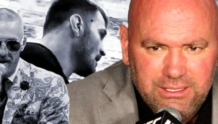 Dana White on Stipe Miocic and Conor McGregor