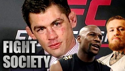 Dominick Cruz on Mayweather vs McGregor - Fight Society