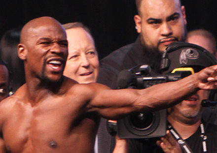 Floyd Mayweather Sign-in