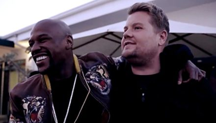 Floyd Mayweather and James Corden - All Access
