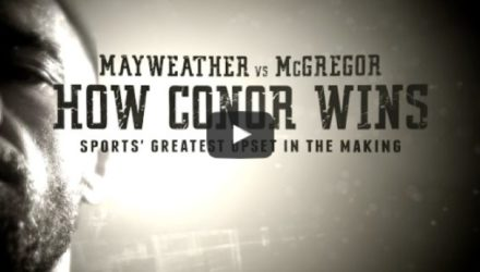 How Conor McGregor Wins