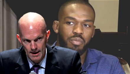 Jeff Novitzky over Jon Jones
