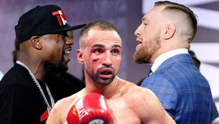 Paul Malignaggi on Floyd Mayweather vs Conor McGregor