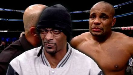 Snoop Dogg trash talks Daniel Cormier