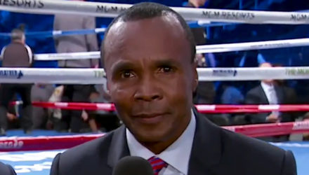 Sugar Ray Leonard on Mayweather vs McGregor