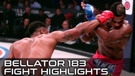 Bellator 183 Fight Highlights