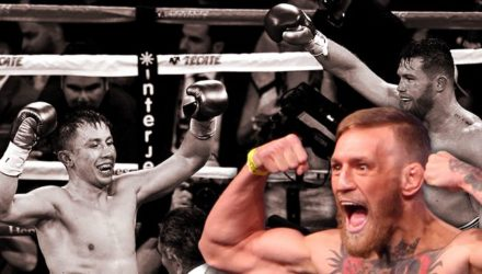 Conor McGregor on Gennady Golovkin vs Canelo Alvarez