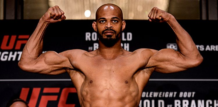 David Branch - UFC Pittsburgh