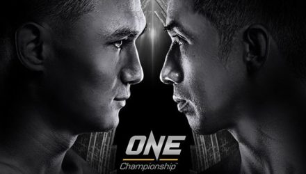 ONE Total Victory Fight poster