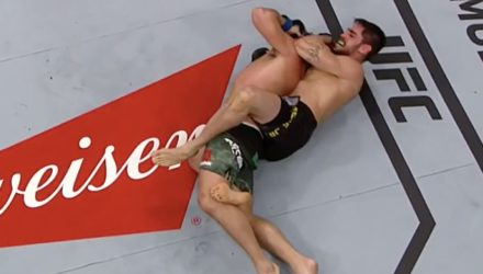 Antonio Carlos Junior UFC Sao Paulo Fight Highlights