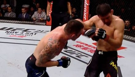 Colby Covington UFC Sao Paulo Fight Highlights