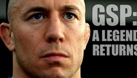Georges St-Pierre A Legend Returns