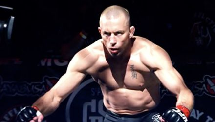 Georges St-Pierre UFC 217 Battle Cry