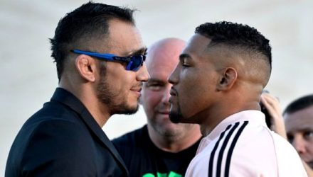 Tony Ferguson vs Kevin Lee - Dana White