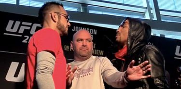 Tony Ferguson vs Kevin Lee UFC 216 Face-Off