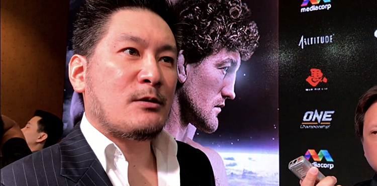 Chatri Sityodtong Interview