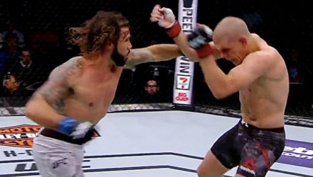 Clay Guida UFC Norfolk Fight Highlights