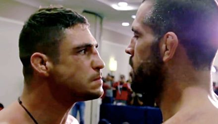 Diego Sanchez vs Matt Brown UFC Faceoff