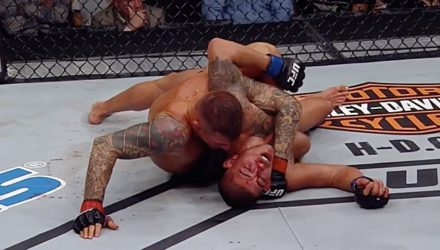 Dustin Poirier UFC Norfolk Fight Highlights