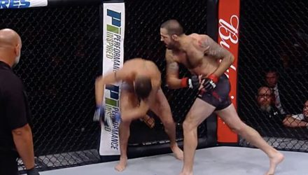 Matt Brown UFC Norfolk Fight Highlights