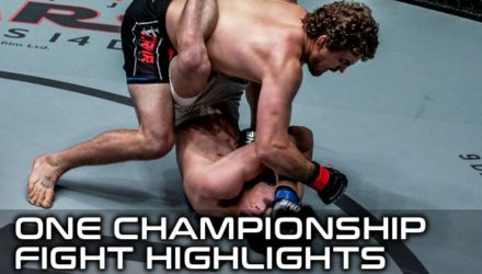 ONE Championship Fight Highlights - Askren vs Aoki