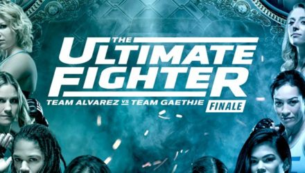 TUF 26 Finale Fight Poster