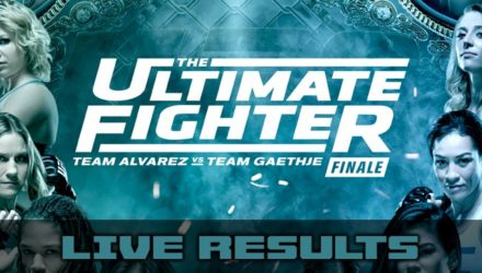 The Ultimate Fighter 26 Finale Live Results