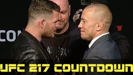 UFC 217 Countdown - Michael Bisping vs Georges St-Pierre