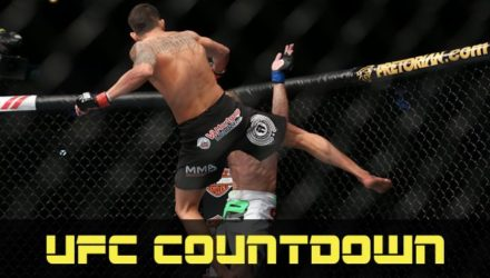 UFC Countdown Norfolk - Poirier vs Pettis