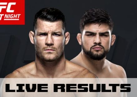UFC Fight Night Bisping vs Gastelum Full Live Results