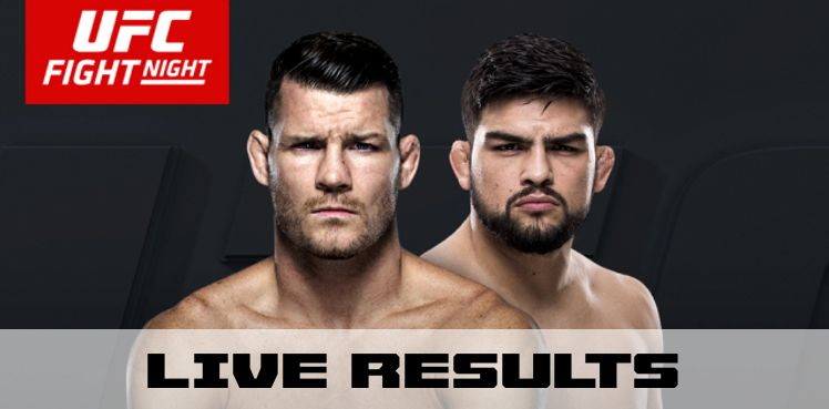 UFC Fight Night 122: Bisping v...