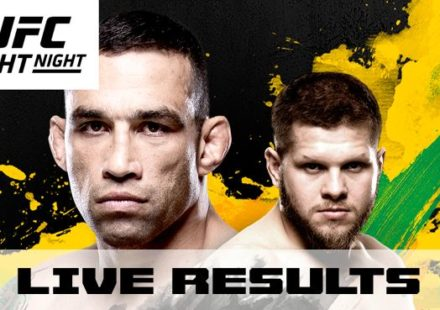 UFC Fight Night Werdum vs Tybura Full Live Results