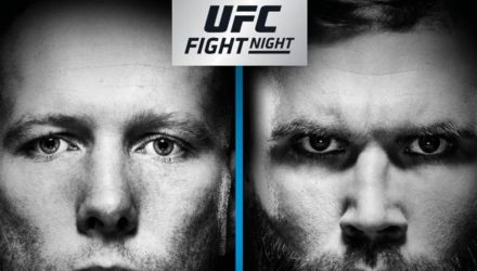 UFC on FOX 28 Emmett vs Stephens Fight Poster