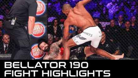 Bellator 190 Fight Highlights