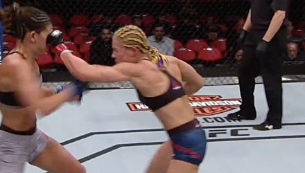 Felice Herrig UFC 218 Fight Highlights