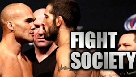 Robbie Lawler vs Matt Brown - Fight Society