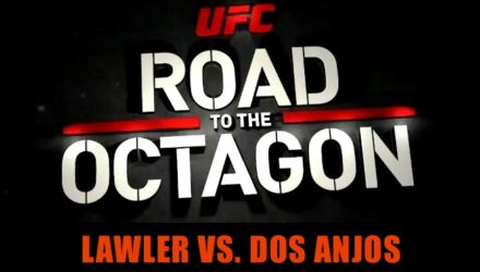 UFC Road to the Octagon - Lawler vs dos Anjos