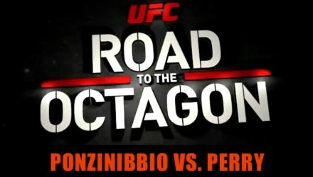 UFC Road to the Octagon - Ponzinibbio vs Perry
