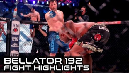 Bellator 192 Fight Highlights