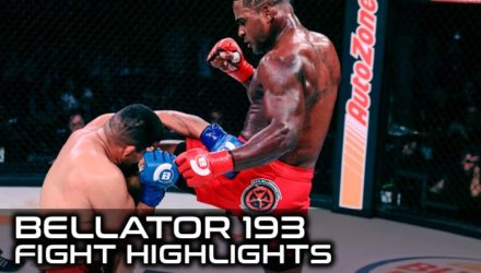 Bellator 193 Fight Highlights