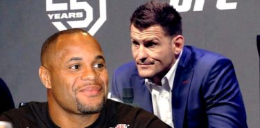 Daniel Cormier and Stipe Miocic - UFC 220