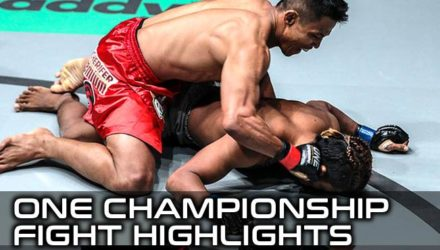 ONE Championship Global Superheroes Fight Highlights