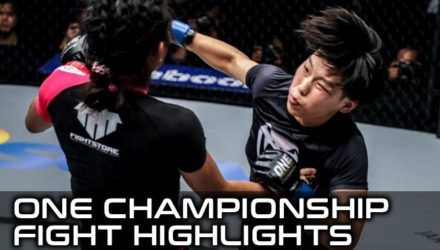 ONE Championship Kings of Courage Fight Highlights