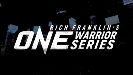 Rich Franklin ONE Warrior Series Logo