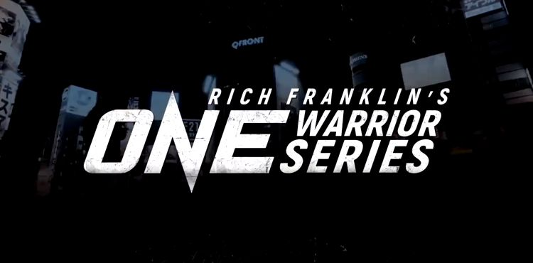 Rich-Franklin-ONE-Warrior-Series-Logo.jp