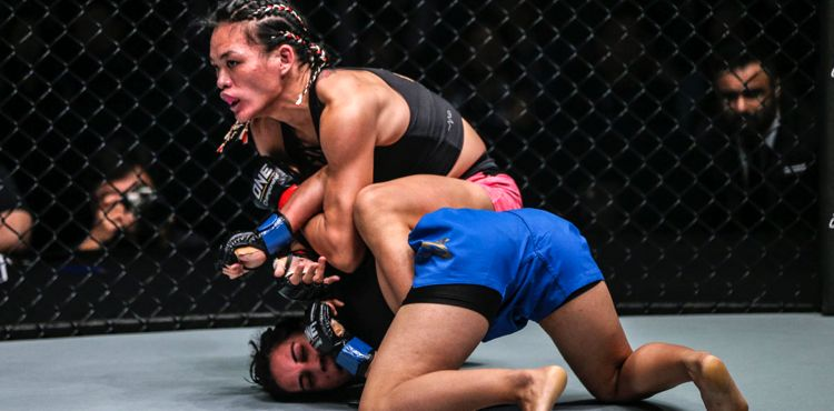 Tiffany Teo submits Puja Tomar - ONE